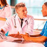Atestado ocupacional de saúde clínica no Aeroporto