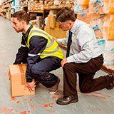 CIPA segurança no trabalho onde encontrar na Sé
