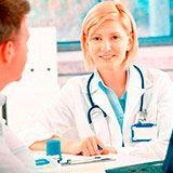 Exame demissional valores baixos na Saúde