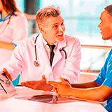 Exames periódicos valor baixo na Saúde