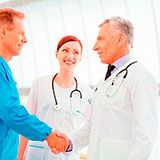 Medicina de trabalho na Chora Menino