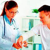 Medicina no trabalho no Bixiga