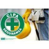 Treinamento para membros da CIPA onde conseguir no Campo Limpo